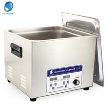 Skymen Ultrasonic Cleaner Bath 15L with Ultrasonic Power 144W-360W Industry Ultrasonic Cleaner