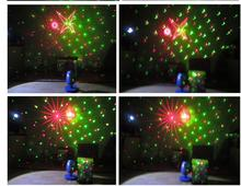 Holiday Decoration Waterproof Outdoor LED Stage Lights Christmas Laser Snowflake Projector lamp Home Garden Star Light(China)