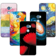 Soft TPU For Coque HTC One X10 Case Cover Scenery Painting Phone Cases For HTC One X10 HTC E66 Funda Capa For HTC X10 5.5""