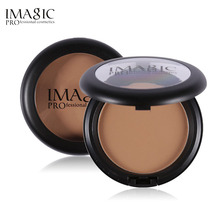 Compact Face Makeup Bronzer Highlighter Fix Pressed Contour Palette Primer Powder Cosmetics 4 Colors(China)