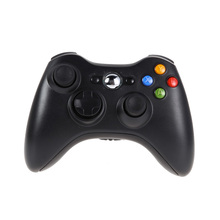 Wireless Remote Controller Console for Xbox 360 Microsoft Gamepad Game Genuine Controller For Xbox360 PC Gaming Scenarios Black