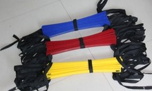Top Quality 16.5 Feet long Soccer Training Speed Agility Ladder + Carry Bag(China)
