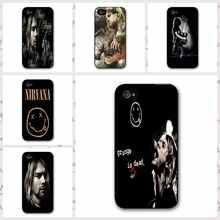 Nirvana sketch Design Cover case for iphone 4 4s 5 5s 5c 6 6s plus samsung galaxy S3 S4 mini S5 S6 Note 2 3 4  F0424