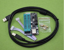 1pcs/lot PIC K150 ICSP Programmer USB Automatic Programming Develop Microcontroller + USB ICSP cable