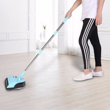 3 in 1 Household Cordless Rechargeable Floor and Carpet Sweeper with Brush & Dustpan Cleaning Machine Sweeping Tools(China)