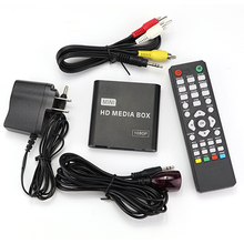 Mini HDD Media Palyer HDMI HD 1080P Disk Player Multimedia TV Box Advertising MKV Car Media Player IR Emitter Extension Cable