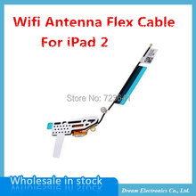 MXHOBIC 10pcs/lot Wifi Wireless Antenna Flex Cable Replacement Repair Part for ipad2 2nd Gen Wholesale Free Shipping(China)