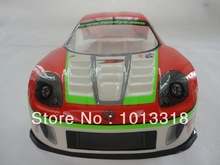 Ewellsold 034 1/10 Scale On-Road Drift Car Painted PVC Body Shell 190MM for 1/10 Radio controlled car 2pcs/lot free shipping