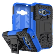For Samsung Galaxy J1 mini prime Case Tough Phone Cases Heavy Duty Armor Hybird Silicone Rugged Hard Cover For Samsung J1 mini p