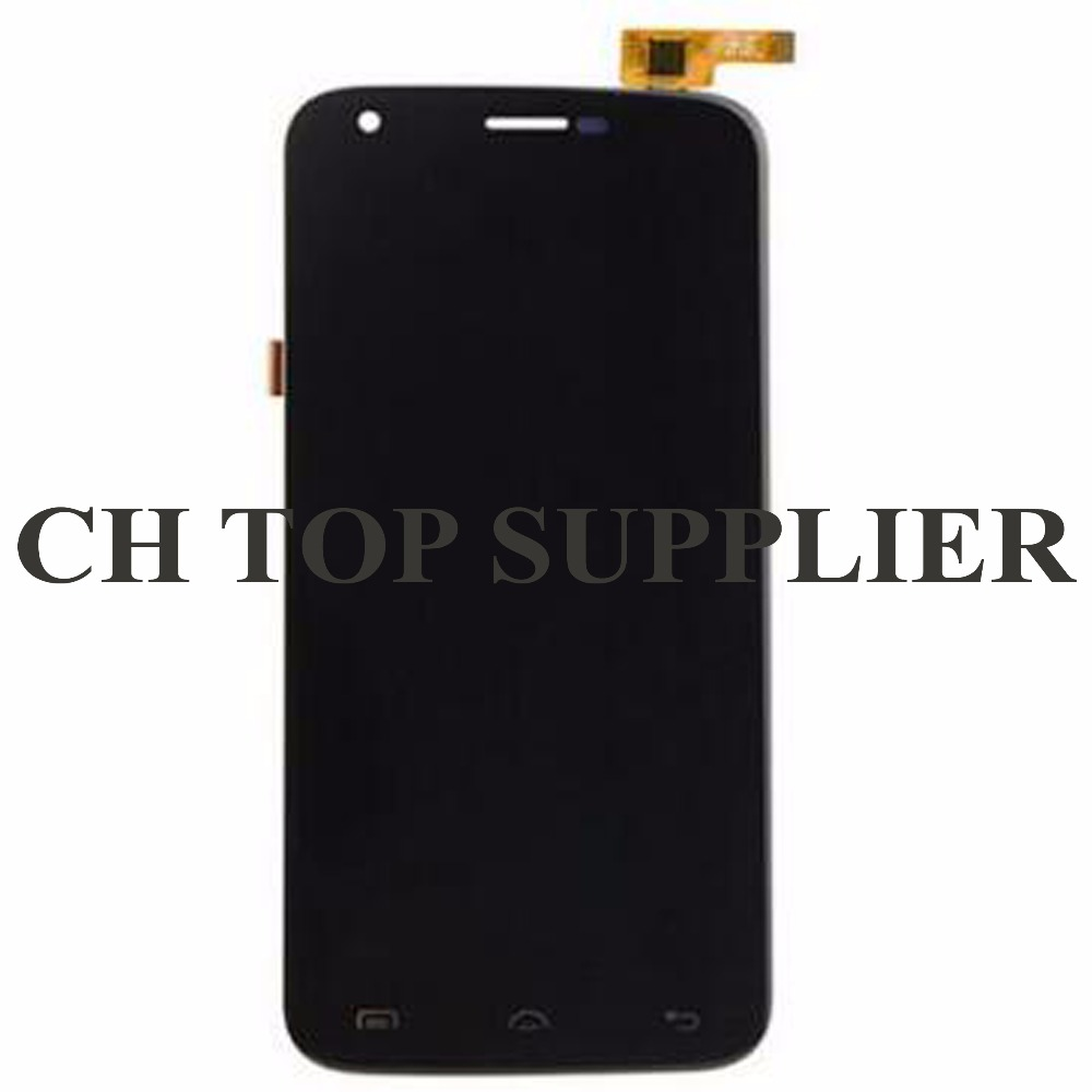 Original For DOOGEE Valencia2 Y100 Pro LCD Display with Touch Screen Digitizer Assembly Free Shipping<br>