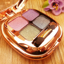 Shiny Diamond Eyeshadow Nude Makeup Flash Pallete No Perfume Delicate Natural Minerals Brighten Waterproof Glitter Eye Make Up