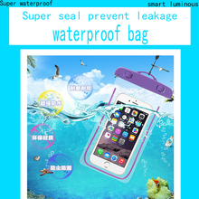 Waterproof Mobile Phone Bags with Strap Dry Pouch Cases Cover For Motorola Moto G4 Plus G G2 G3 E E2 X X2 Play Most Phones