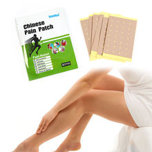 New 8 Pieces/Bag Capsicum Plaster Chinese Far Infrared Pain Patch Health Care Medical Pain Relief Pad(China)