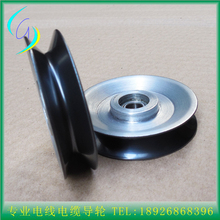 Small Wire Drawing Machine Standard Wire Pulley   Coating Ceramic Aluminum Pulley 60*12 standard parts