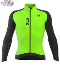 Buy ALE 2017 Cycling Jersey Winter Thermal Fleece Bicycle Cycling Jersey Jacket Super Warm Winter Moutain Bike Clothing #11 for $19.13 in AliExpress store