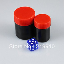 Free shipping 2 pcs/lot Crazy Cube Magic Magic Tricks(China)