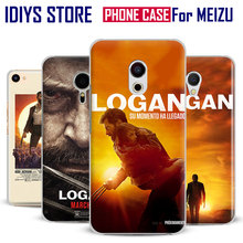 For MEIZU Meilan M3 M3S M3e M5 M3Note M5Note MX6 M3X U20 PRO5 PRO6 PRO6S LOGAN Wolverine 3 Hugh Jackman movie Phone Case Shell