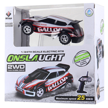Wltoys Half-scale Two-sided Stunt Car RC Racing Car Children Toy Remote Radio Control Super Car Great Gift for Kids