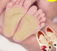1 Pair baby 1-2 years Orthotic Insole Flatfoot Corrector Arch Support Gel foot Care Little Toe Bunion Guard Foot Hallux Valgus(China)