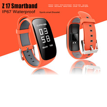 Cindiry Z17 Lover Digital Watch Mirror Screen Support Heart Rate Monitor Men Women Bluetooth Sport Wristwatches for Mobile Phone(China)