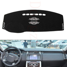 Dongzhen Fit For Land Rover Freelander 2 2007-2015 Car Dashboard Cover Avoid Light Pad Instrument Platform Dash Board Cover