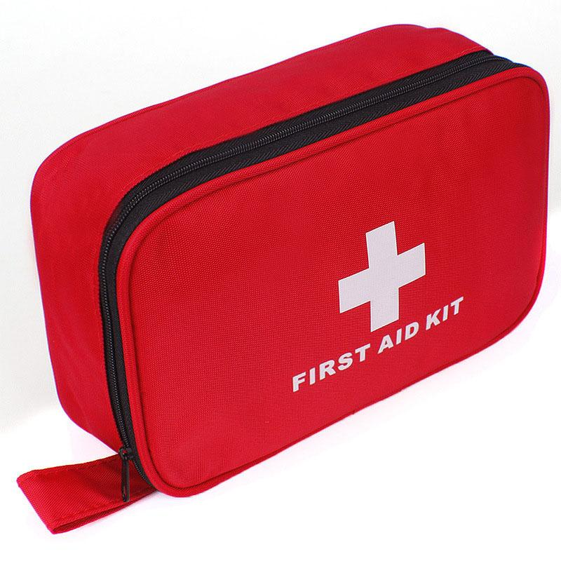 18 Set Safe Outdoor Wilderness Survival Travel First Aid Kit Camping Hiking Medical Emergency Treatment Pack Set<br><br>Aliexpress