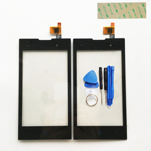 4.0 inch Touch Screen Digitizer For ZTE Kis 2 Max V815 V815W Front Glass Sensor Touch Panel Free Shipping