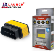 Launch X431 EasyDiag 2.0  Obd2 diagnostics auto scanner tool pro with bluetooth support all cars with 16-pin OBD port