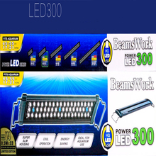 "16.5W 18"" Odyssea Beamswork Power Led Light Aquarium Lighting Freshwater Tropical Fish Tank Hi Lumen 5730 LED Fixture"