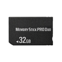 32GB MS Memory Stick Pro Duo Card Storage for Sony PSP 1000/2000/3000 Game Console(China)