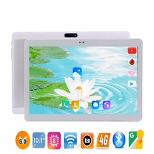New Android 6.0 tablets 4G LTE MTK8752 octa core 10.1 inch 4g sim card slot Dual Cameras Tablets 1920*1200 G+G 4G RAM 64GB ROM