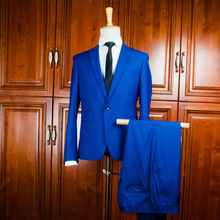 2017 men's suit Coat of cultivate one's morality profession and men business suits can be customized 2 times
