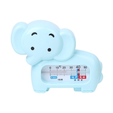 Water Room Thermometer Baby Bathing Elephant Shape Temperature Infant Kid Shower(China)