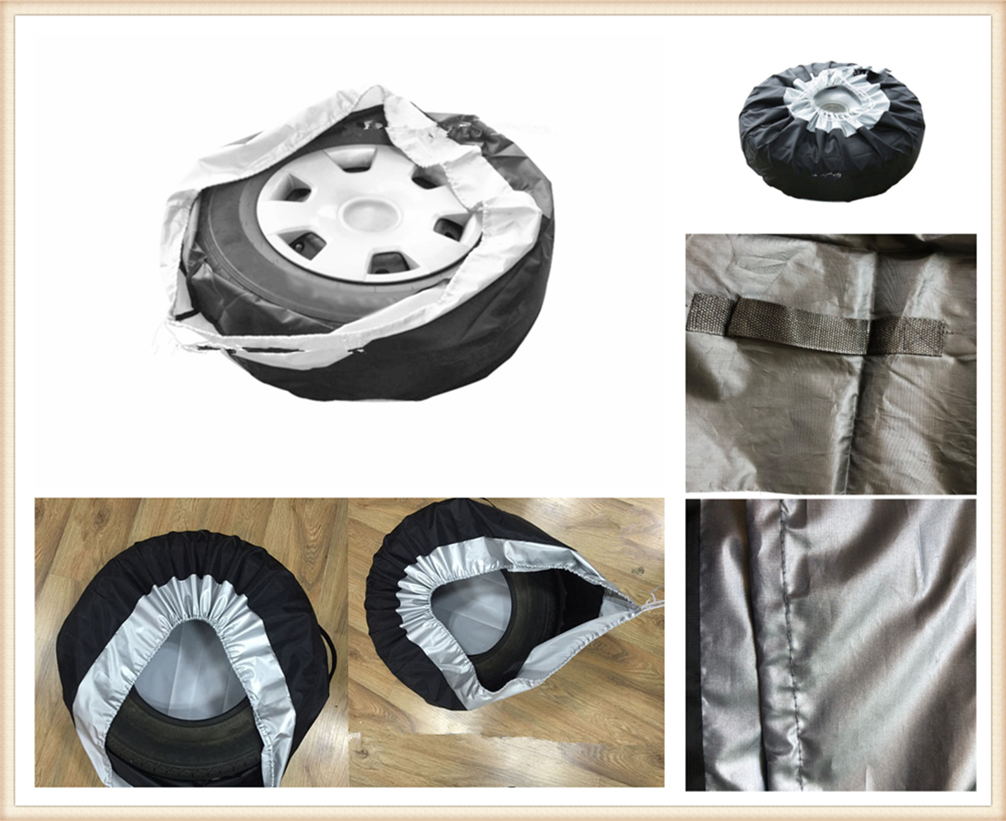 Car suv accessories tire spare cover 65 80cm storage finishing for Porsche Macan Cayenne 911 Panamera Mission