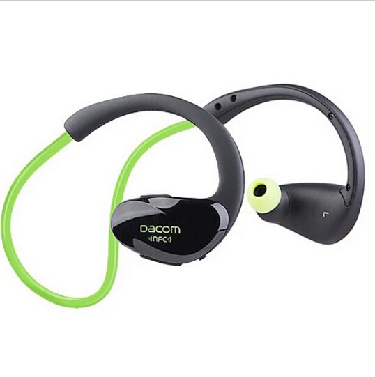 Dacom Athlete Bluetooth 4.1 headset Wireless  earphones  sports stereo earphone fone de ouvido auriculares with microphone &amp; NFC<br><br>Aliexpress