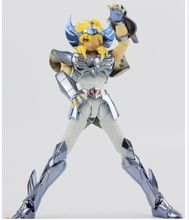 in stock GREAT TOYS final Cygnus HYOGA V3 EX GT model Bronze Saint Seiya action figure metal armor(China)