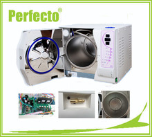 Class B 18L Vacuum Steam Sterilizer Dental Autoclave sterilizer WITH PRINTER Free Shipping(China)