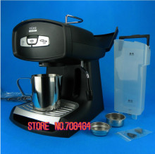 15 bar semi-automatic espresso coffee machine cappuccino coffee maker manual with milk foaming function