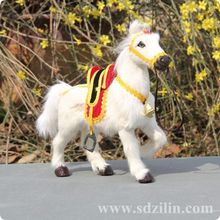 Zilin Manufacturer / handmade craft/ mini horse toy horse decoration 22*8*20 cm