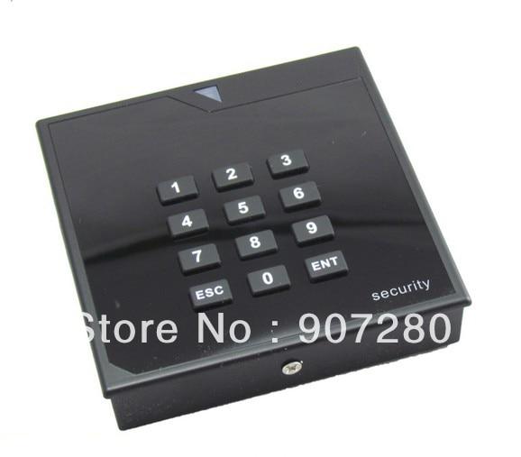 Wiegand 26 Format Proximity 125KHz RFID (ID) Access Control Card Reader with Numeric Keypad<br><br>Aliexpress