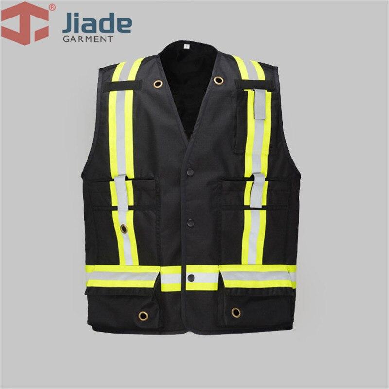 Jiade High visibility Flame Retardant Work Vest FR vest free shipping<br>