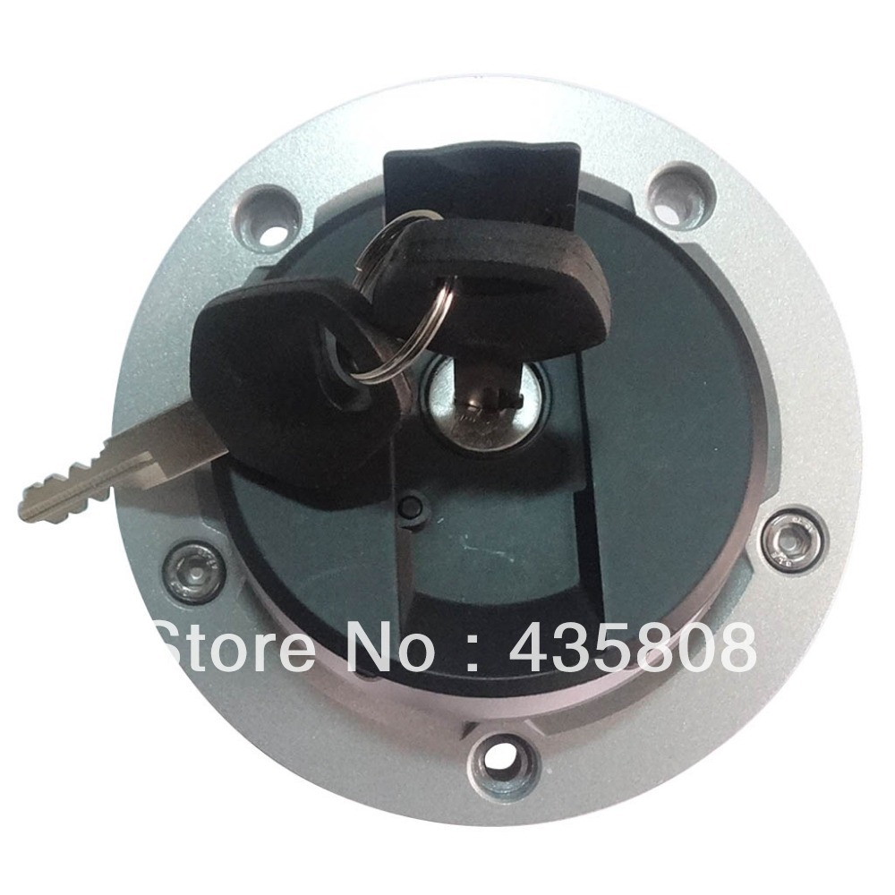 04 05 06 07 08 GSXR 600 750 K3 K4 K5 K7 Fuel Gas Tank Cap Cover Lock Key 3 Holes<br><br>Aliexpress