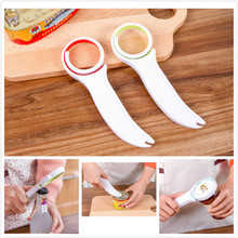 Multiple function 3 in 1 Adjustable Bottle Opener Gourd-shaped Beer Canned Jar Non Slip Openers Screw Cap Kitchen Accessories