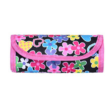 Hot selling Crochet Hook Pouch Knit Crocheting Needle Case Holder Organizer Bag drop shipping