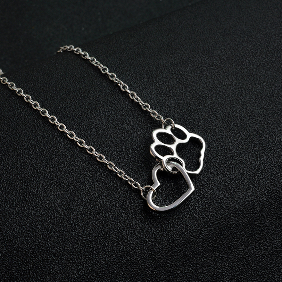 SALE HOLLOW PET PAW FOOTPRINT NECKLACES FOR CAT LOVERS-Cat Jewelry-Free Shipping SALE HOLLOW PET PAW FOOTPRINT NECKLACES FOR CAT LOVERS-Cat Jewelry-Free Shipping HTB1BZDLRpXXXXcWaFXXq6xXFXXXZ