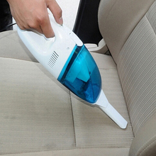 New 12V Portable Rechargeable Super Suction Handheld Car Vacuum Cleaner Suitable for Wet Dry Waste HZYEYO D2001