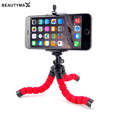 Universal Octopus MINI Tripod Stand Flexible Gorillapod Tripods Stander for iPhone 6 6S Samsung Android Phone