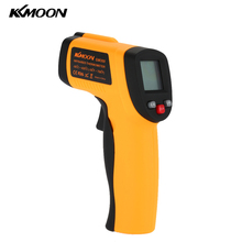 Digital  Infrared Thermometer Non-Contact Themperature Pyrometer IR Laser Surface Body Forehead Point Gun GM300 -50-380 degree