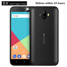 Original Ulefone S7 Mobile Phone 3D Back Cover 5.0 Inch HD Android 7.0 MT6580 Quad Core 1GB+8GB GPS Dual Sim 3G WCDMA SmartPhone(China)