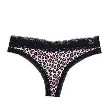 Buy 4 pcs Women Sexy Tangas Femme Underpants Lace Brief Underwear Hollow brand big size Ladies panties Lingerie G String Low-waist